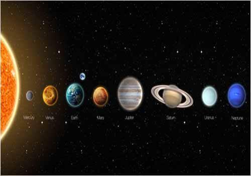 احسب عمرك على كواكب المجموعة الشمسية