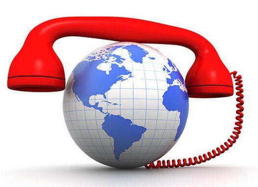 مفاتيح الاتصال الدوليه